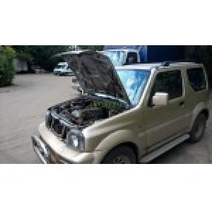 Амортизаторы (упоры) капота для Suzuki Jimny ( 1998- )