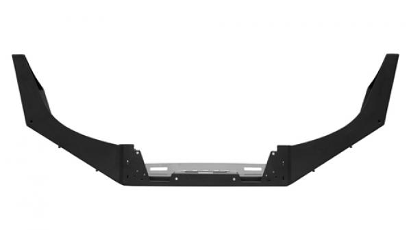 Передний силовой бампер, на а/м УАЗ Патриот, с площадкой лебёдки OJ 02.003.11