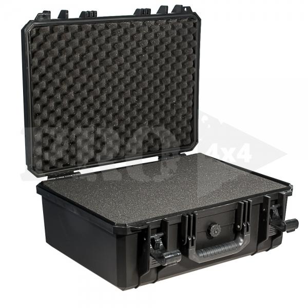 Защищенный кейс PRO-4x4 №4 противоударный (490x395x215мм) с поропластом