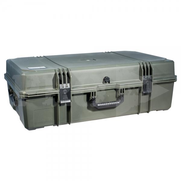 Защищенный кейс PRO-4x4 №9 противоударный (850x520x285мм)