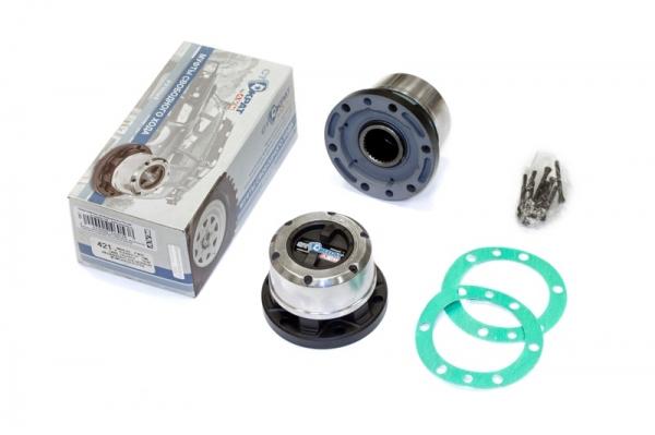 Комплект колесных муфт (хабов) AVM-421 (Toyota LC 6x, 7x, 8x, HiLux, 4Run.)