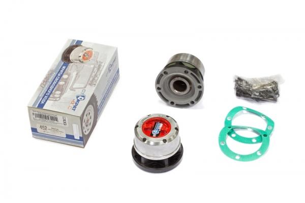 Комплект усиленных колесных муфт (хабов) AVM-452HP (Nissan Terrano II, Mistral)91 и далее