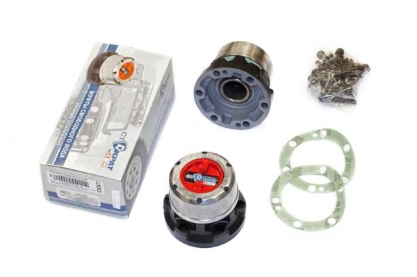Комплект усиленных колесных муфт (хабов) AVM-463HP (Toyota LC 7х серии c электрохабами)