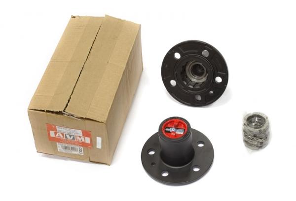 Комплект усиленных колесных муфт (хабов) AVM-465HP (Ford Explorer с 1990 года, Bronco (маленький))
