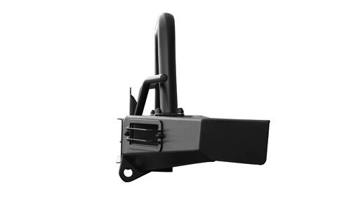 Передний силовой бампер, на а/м УАЗ Буханка, OJ 02.213.03