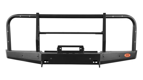 Передний силовой бампер на УАЗ Буханка - OJ 02.214.01