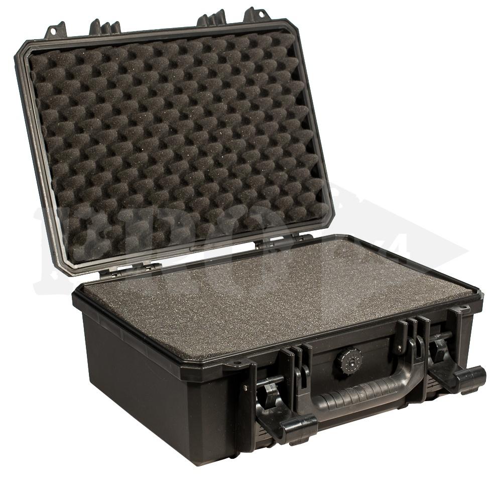 Защищенный кейс PRO-4x4 №5 противоударный (508x394x205мм) с поропластом