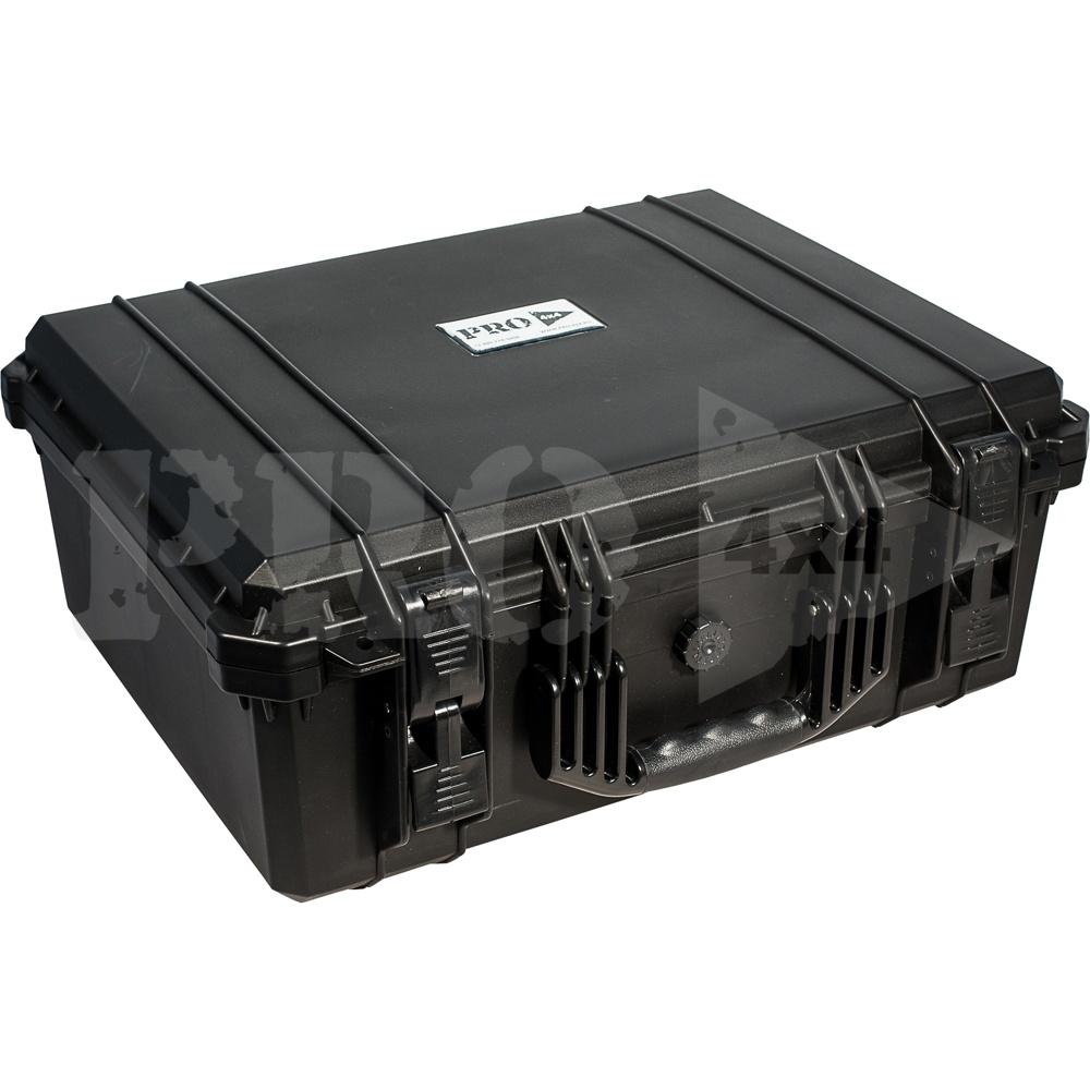 Защищенный кейс PRO-4x4 №6 противоударный (538x432x165мм)