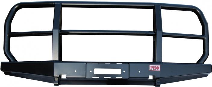 Бампер РИФ передний УАЗ Буханка универсальный с кенгурином