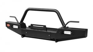 Передний силовой бампер, на а/м УАЗ Хантер, OJ 02.200.13 (универсальный)