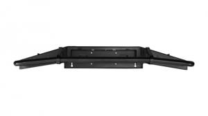 Передний силовой бампер, на а/м УАЗ Хантер, с площадкой лебёдки, OJ 02.204.11 (лифт)