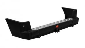 Задний силовой бампер OJ 03.110.10