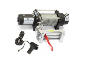 Лебедка электрическая автомобильная СТОКРАТ HD 12.5 WP24, 24V, 6.0 л.с.