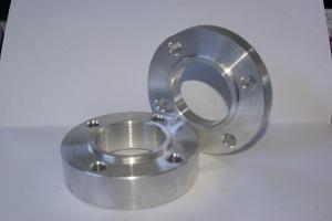 Комплект проставок карданных валов , на а/м УАЗ, (перед 25 мм, зад 15 мм)
