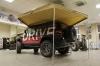 Полигональный (веерный) автомобильный навес (маркиза), 2 метра, STO TN-PT2020