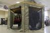 Комплект из стенок с дверью и окнами для полигонального навеса STO TN-PT2020